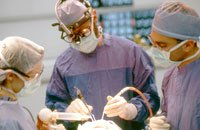 operating room - neurosurgery