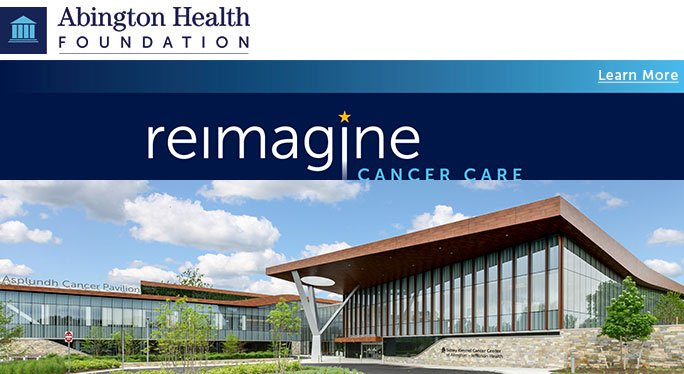 Reimagine Cancer Care Banner