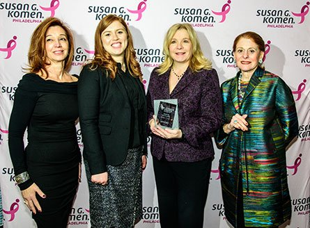 Susan G. Komen - Philadelphia Awards Grant to Abington