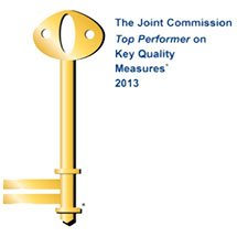 Joint Commission Key Quality logo