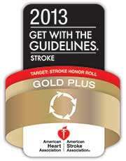 2013 Get With the Guidelines Stroke Award