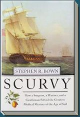 Scurvy USA Book Cover