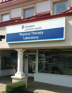 Physical Therapy at Warrington