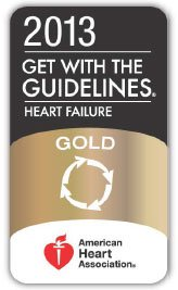 Gwt With The Guidelines - Heart Failure award