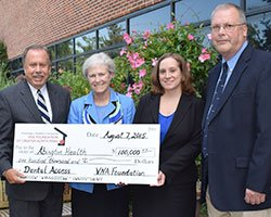 VNA Dental Access Check Presentation