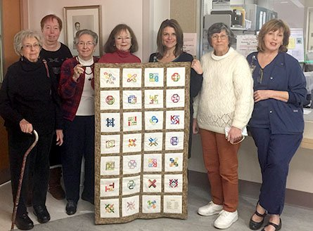 Pomegranate Guild of Judaic Needlework's Masorot Chapter