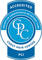 SCPC Chest Pain Center Logo