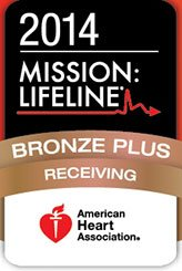 2014 Mission Lifeline Award