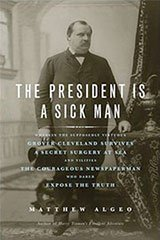 The President is a Sick Man Book Cover