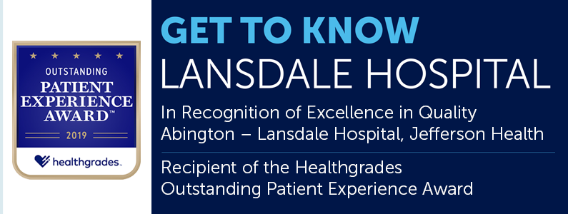 Lansdale Hospital - Abington - Jefferson Health