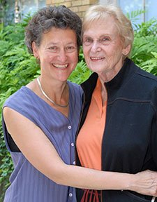 Joan and Barb Tabachnick