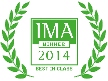 IMA 2014 Best in Class Award