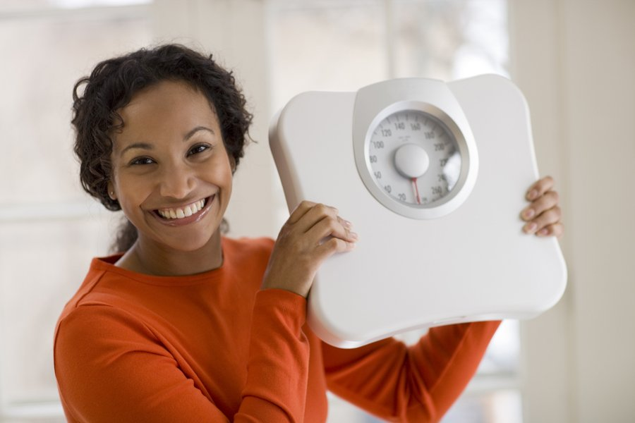woman weight loss