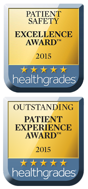 Health Grades Patient Awards 2015