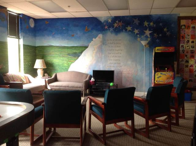 Safe Harbor Activity Room