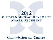 CoC Outstanding Achievement Award 2012