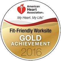 Fit-Friendly Worksite Gold Seal