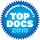 Top Docs 2010 Award